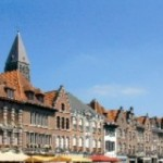 Vue de Tournai (Internet)