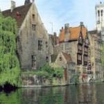 Bruges (Vue de la Ville)