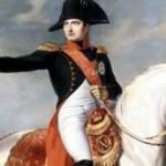 Napoleon + cheval